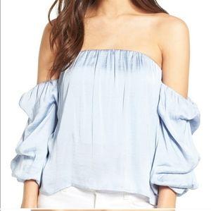 Bardot blouse size XS US 4
